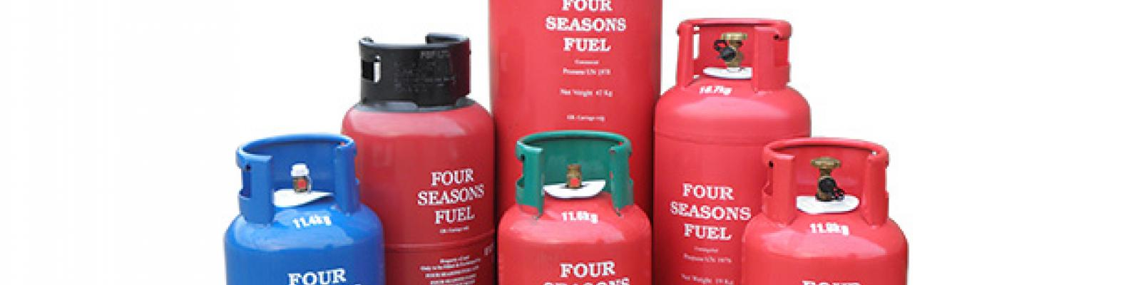 Butane Campign Gas Cylinders