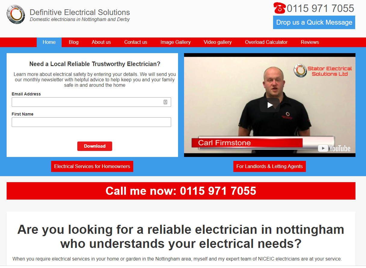 Definitive Electrical Solutions