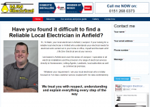 Electrician in Anfield