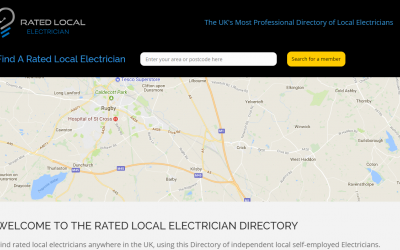 Rated Local Electricians Directory