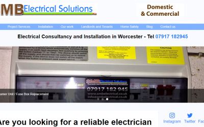 SMB Electrical - Electrician in Worcester
