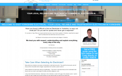 Electrician in Hull Yorkshire